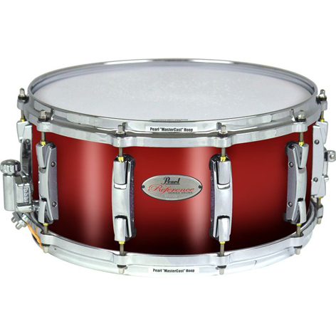 Pearl Refernce Snare Drums