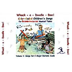 Whack-a-Doodle-Doo! Vol.1 Songs for C장조 온음계 SB01뮤직메카