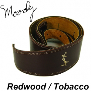 "Moody Leather / Suede - 2.5"" - Std (Redwood / Tobacco)뮤직메카"