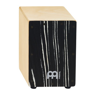 Meinl 미니 카혼(카존) (Striped Onyx Frontplate) SCAJ1NT-SO뮤직메카