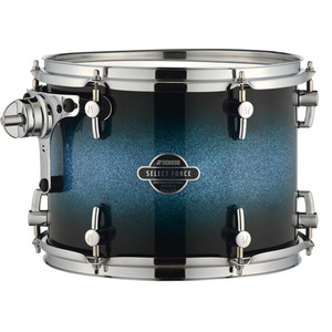 Sonor Select (셀렉트) 8인치 탐 Blue Galaxy Sparkle