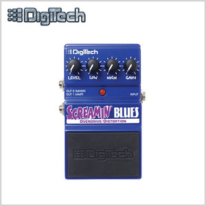 Digitech 디지텍 기타이펙터 DSB (Screamin`Blues )