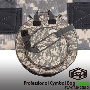 PDH Super Deluxe Cymbal Case Camo 22 심벌케이스 SW-CBB-2052 뮤직메카