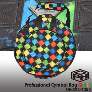 PDH Super Deluxe Cymbal Case Quilt 22 심벌케이스 SW-CBB-2053 뮤직메카
