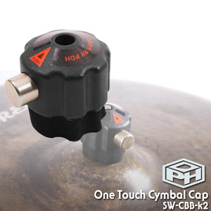 PDH One Touch Cymbal Cap 원터치 윙넛 SW-CBB-K2