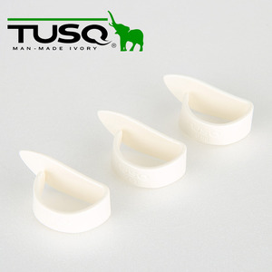 Graphtech TUSQ Thumb Pick 썸피크/핑거피크 0.88mm Bright / 3-Pack (PQP-0288-W3)