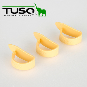 Graphtech TUSQ Thumb Pick 썸피크/핑거피크 0.88mm Warm / 3-Pack (PQP-0288-V3)