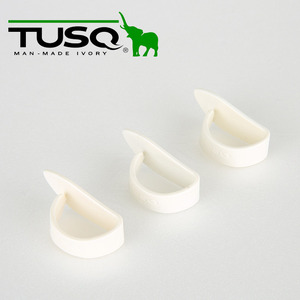 Graphtech TUSQ Thumb Pick 썸피크/핑거피크 1.4mm Bright / 3-Pack (PQP-0140-W3)