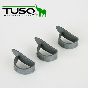Graphtech TUSQ Thumb Pick 썸피크/핑거피크 1.4mm Deep / 3-Pack (PQP-0140-G3)