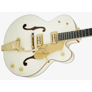 Gretsch 그레치 일렉기타 G6136T-59 Vintage Select Edition '59 FALCON™ Vintage White