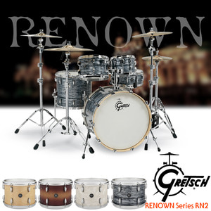 Gretsch New Renown Maple RN2 /그레치/리나운/RN-2