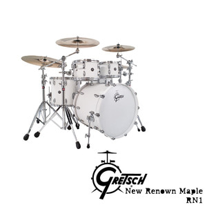 Gretsch New Renown Maple RN1 /그레치/리나운/RN-1