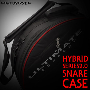 Ultimate Support Hybrid 2.0 스네어 케이스 Red / USHB2-SN-RD뮤직메카