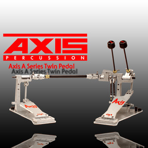 Axis 엑시스 드럼페달 트윈페달 A Series Twin Drum Pedal 뮤직메카