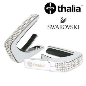 Thalia 탈리아 카포 Swarovski Ruby Swarovski Crystal Inlay / Chrome C200-SC