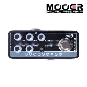 Mooer 무어 기타이펙터 Digital Preamp / Koch PowerTone 003 POWER-ZONE뮤직메카