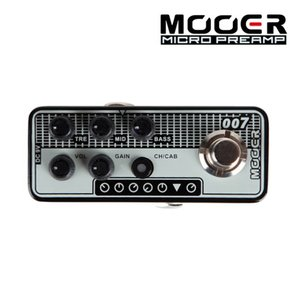 Mooer 무어 기타이펙터 Digital Preamp / Tone King Falcon 007 REGAL TONE