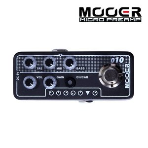 Mooer 무어 기타이펙터 Digital Preamp / Two-Rock Coral 010 TWO STONE