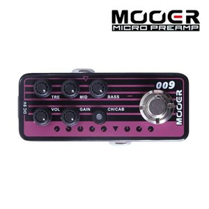 Mooer 무어 기타이펙터 Digital Preamp / ENGL Blackmore 009 BLACKNIGHT