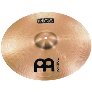 Meinl  MCS  Medium Crach 심벌  16인치  Bronze  MCS16MC뮤직메카