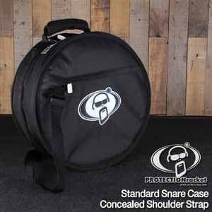 Protection Racket 스네어가방 Standard Snare Case 14인치 (Concealed Strap) 2가지 사이즈