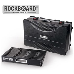 RockBoard 락보드 페달보드+가방 CINQUE 5.2 with ABS Case뮤직메카