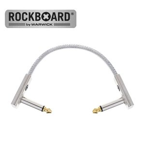 RockBoard 락보드 패치케이블 Flat Patch Cable - Sapphire (10cm)뮤직메카