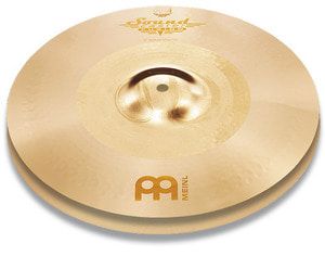 Meinl Sound Caster Fusion Hi-Hat 하이햇심벌 13인치 SF13MH뮤직메카