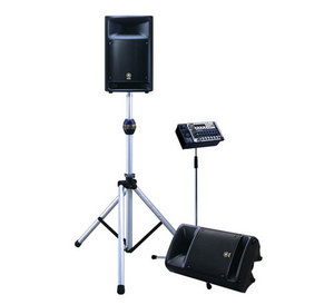 PORTABLE PA  STAGEPAS500M