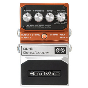 Digitech디지텍 Hardwire Delay/Looper DL-8(딜레이/루퍼)