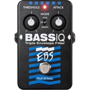 EBS BassIQ - Triple Envelope Filter
