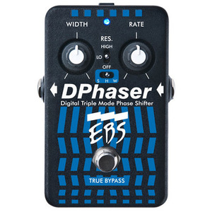 EBS DPhaser - Triple Mode Phase Shifter