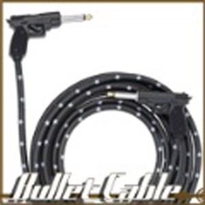 Bullet 불렛3.66M 연결케이블Pistol Cable Made in U.S.A뮤직메카
