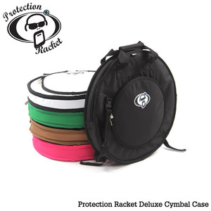Protection Racket 심벌케이스 Deluxe Cymbal Case 5가지색상 숄더백형태