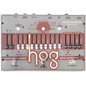 Electro Harmonix HOG Guitar Synthesizer 기타신디사이저뮤직메카