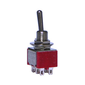 Mini T/G Switch (3단 6P;On-On-On) KS M103뮤직메카