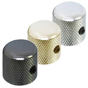 Metal Round Dome Knob-Lock