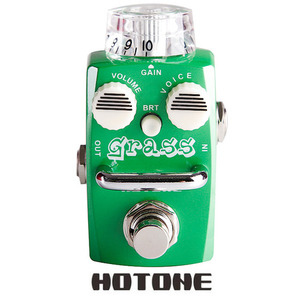 HOTONE 핫톤 기타이펙터 GRASS : Analog Dumbletype Overdrive Pedal (SOD-1)