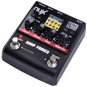 Nux넉스 Amp Force (Modeling Amp Simulator)