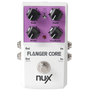 Nux 넉스 기타이펙터 Flanger Core (Flanger)뮤직메카