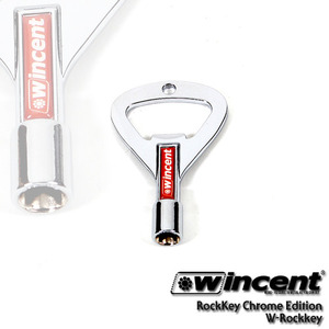 Wincent 빈센트 드럼키 RockKey Chrome Edition