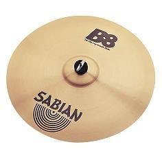 SABIAN B8 Series Crash Ride 18