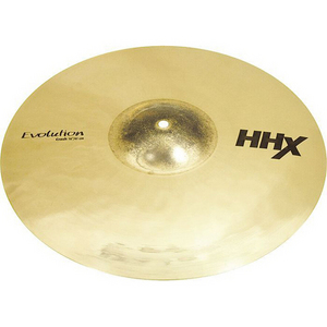 SABIAN HHX Evolution 크래쉬