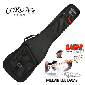 Corona 베이스기타 케이스 Melvin Lee Davis GIG BAG by Gator (GPX-BASS)뮤직메카