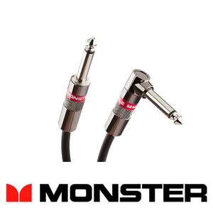 몬스터 케이블 Classic Instrument Cable (straight to angle)뮤직메카